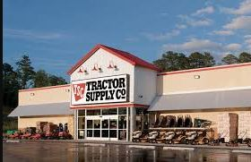 Tractor Supply Survey 2021