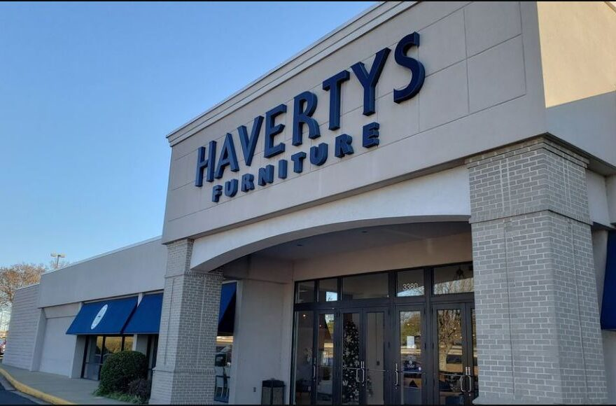 Havertys Furniture Guest Satisfaction Survey